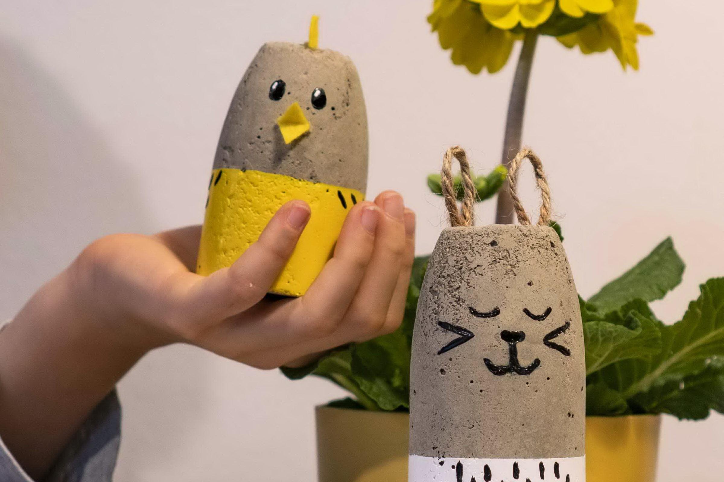 Vytvořte si netradiční velikonoční dekorace!