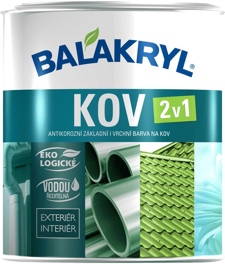 Balakryl Kov 2 v 1