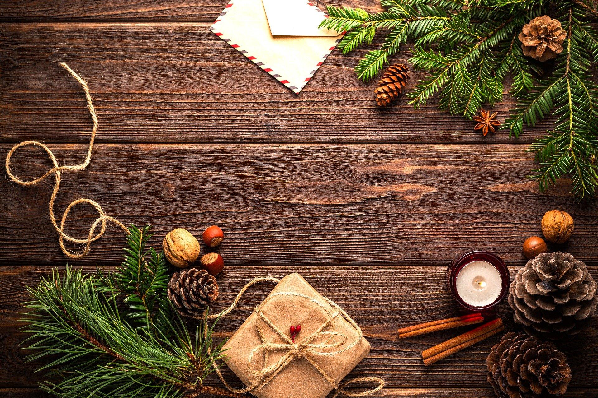 3 tipy na vánoční výzdobu nejen do červena