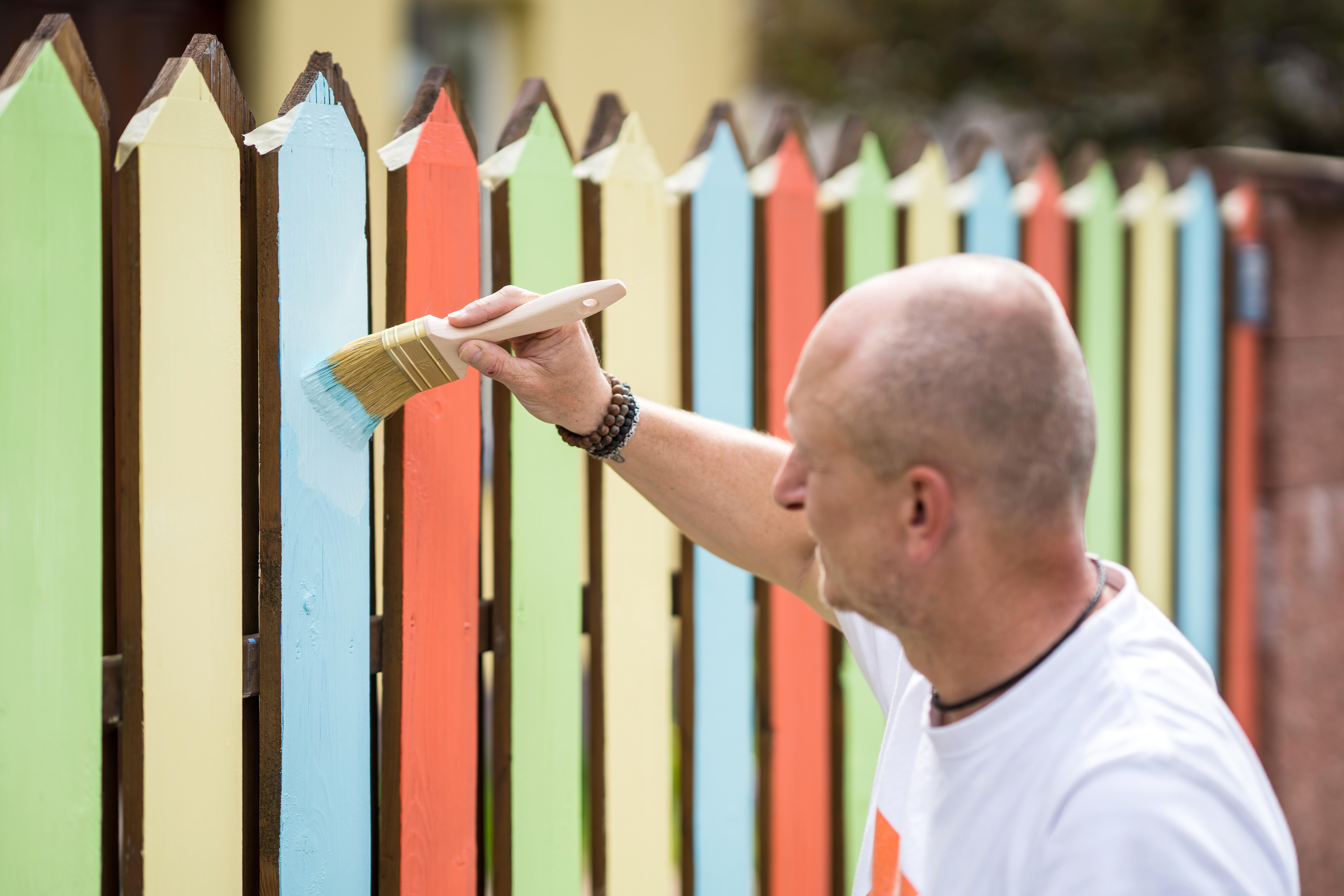 Jak na renovaci plotu