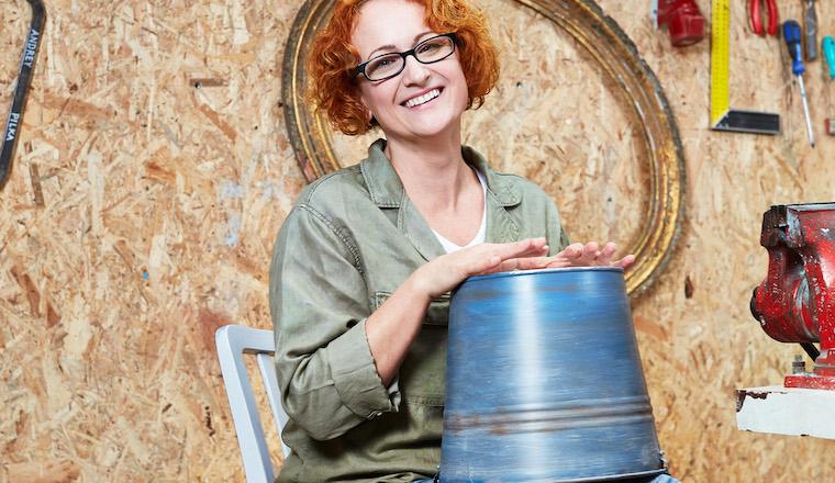 Jak proměnit kbelík